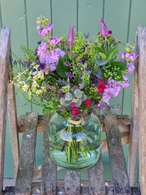 Summer Meadow Vase